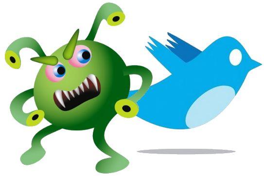 Hay un nuevo malware en Internet. Servido en forma de mensaje directo que pasa de buzón en buzón de Twitter. De usuario en usuario. La estrategia del bichito no es moco de pavo. Como siempre, los ideólogos y creadores de estos incómodos tocapelotas siempre los hacen buscando cómo hacer que piquen los más y los menos incautos. Y en Twitter ofrecer 100 o más seguidores, ¡engancha!. ¿Merezco un PIN?