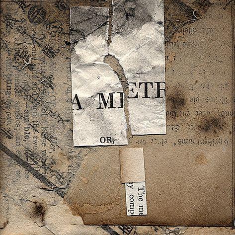 Janet Jones Collage, Mixed Media and Book Art   Murmurs