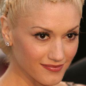 Happy Birthday Gwen Stefani! She turns 43 today...