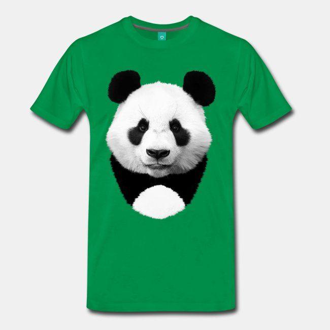 Panda Tee  #panda #bear #bears #animals #zoo #print #sale #buy #funny #cute