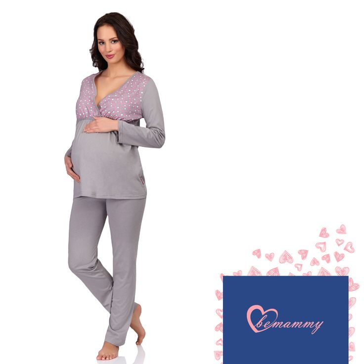 Comfy maternity Pyjamas - from #BeMammy
