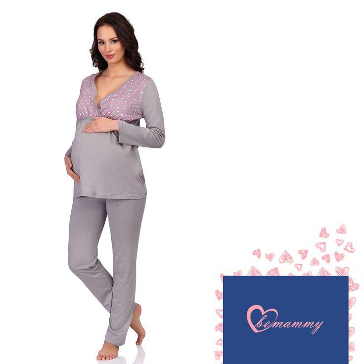 Comfy maternity Pyjamas - from #BeMammy