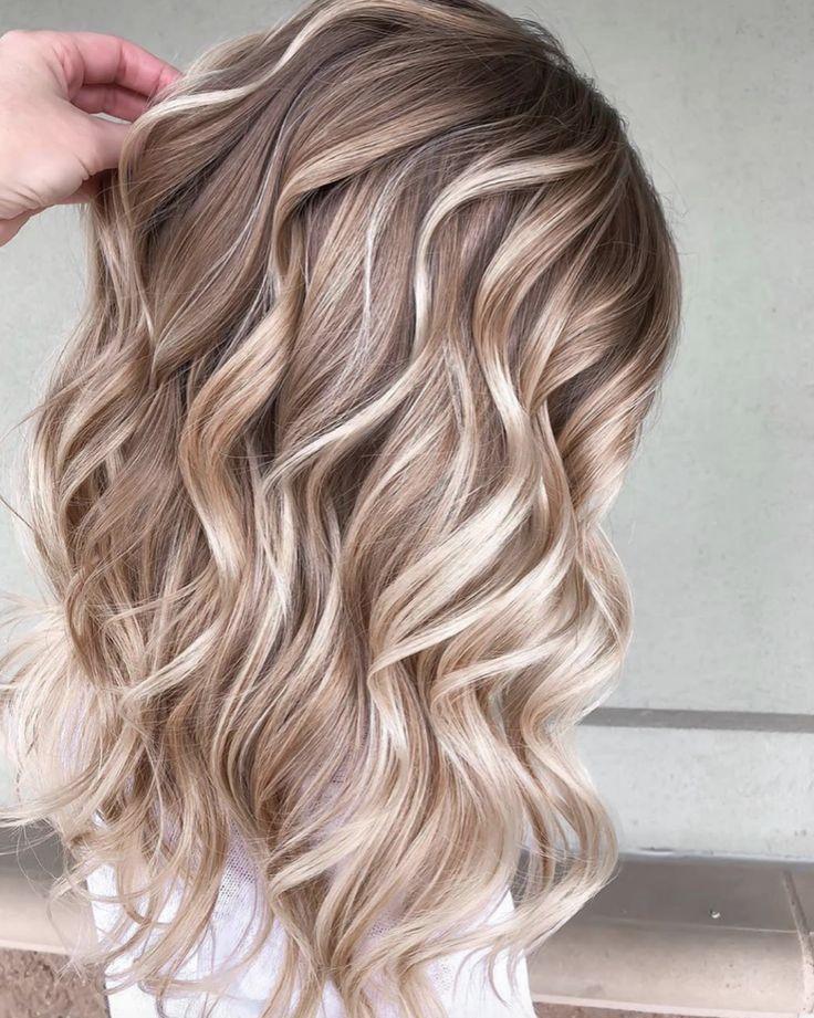 Balayage capelli biondi 2020, le foto delle sfumature ...