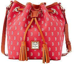 Dooney & Bourke MLB Red Sox Kendall Crossbody