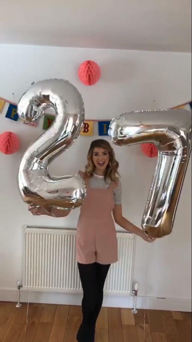 Happy 27th birthday Zoe