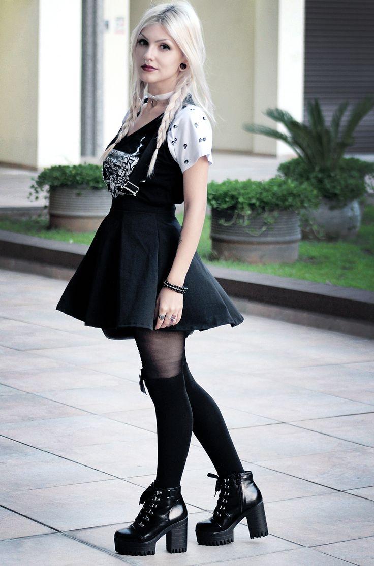 Estilo gótico suave: como se vestir seguindo a tendência