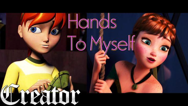 April, Anna - Hands To Myself - FROZEN/TMNT 2012 ♫