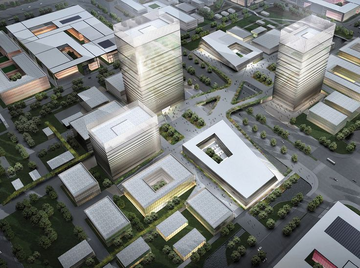 Henn Architekten to Design Suzhou 'Nano-Polis Master Plan'