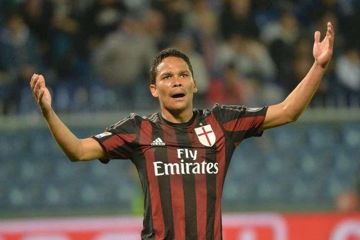 Carlos Bacca comparte con Mauro Icardi (Inter) el segundo lugar de goleadores del fútbol italiano. Higuaín sigue primero con 30 anotaciones.