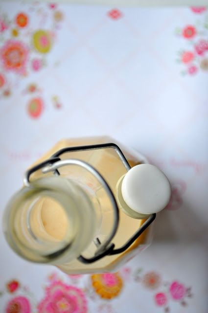 Karamelový likér / Caramel liqueur