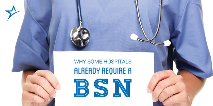 Why some hospitals already require a BSN degree