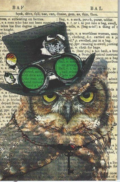 La Atalaya Nocturna: Lunes de Postal (Monday's postcard): Inspektor Von...