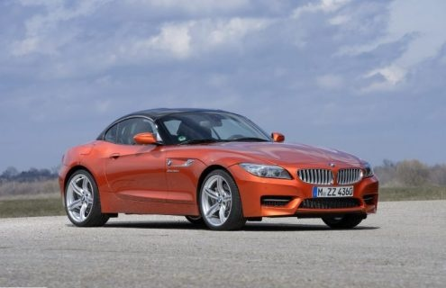 2014 BMW Z4 Facelift