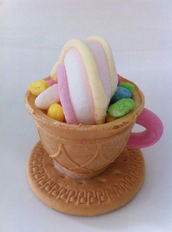 I.p.v. snoep vullen met klein fruit super sweet