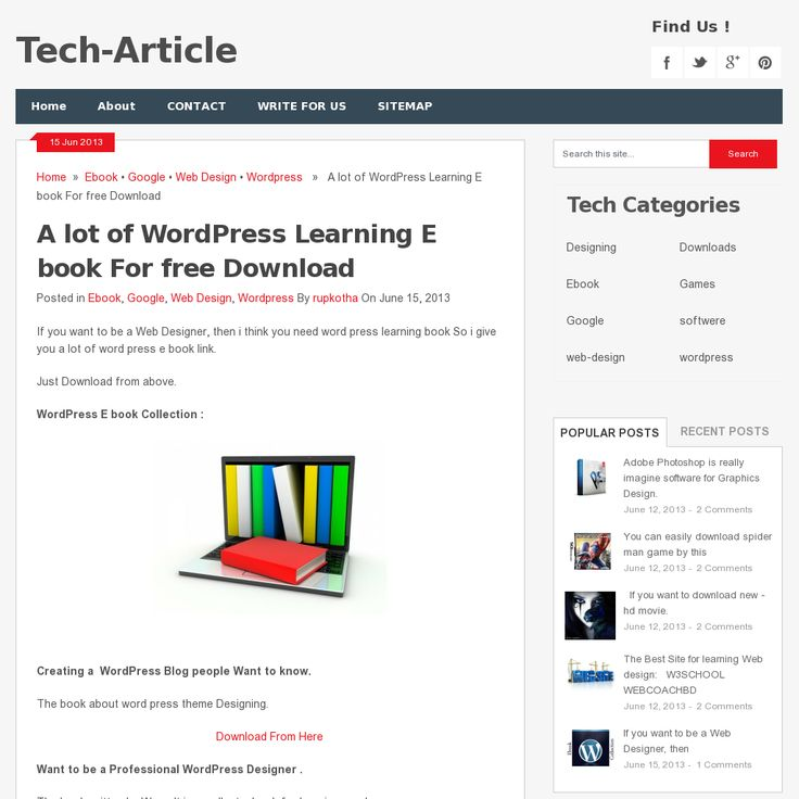 Website 39 Http Tech