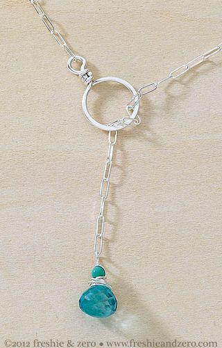 Freshie and Zero Handmade Jewelry - Lula Lariat