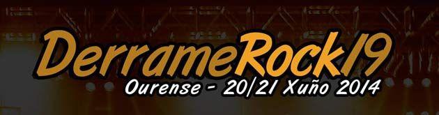 Os dejamos las primeras noticias del Festival Derrame Rock 2014 en Ourense. ¡Fechas confirmadas! Ocio en Galicia