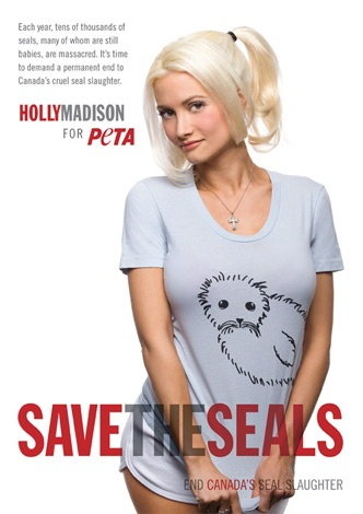 holly for peta
