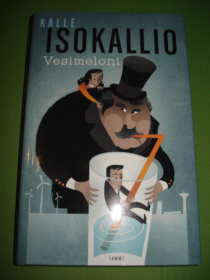 Kalle Isokallio, Vesimeloni 5€