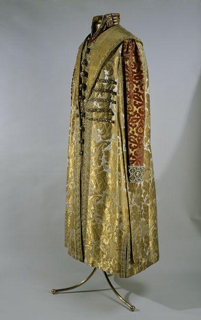 *** Masquerade costume of Nicholas II, 1903, Museum no.TK-2922, © The Moscow Kremlin Museums