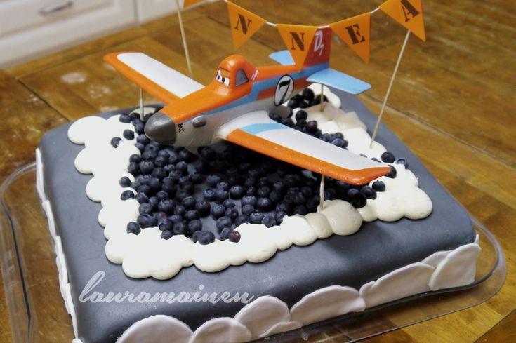 Dusty Crophopper -kakku