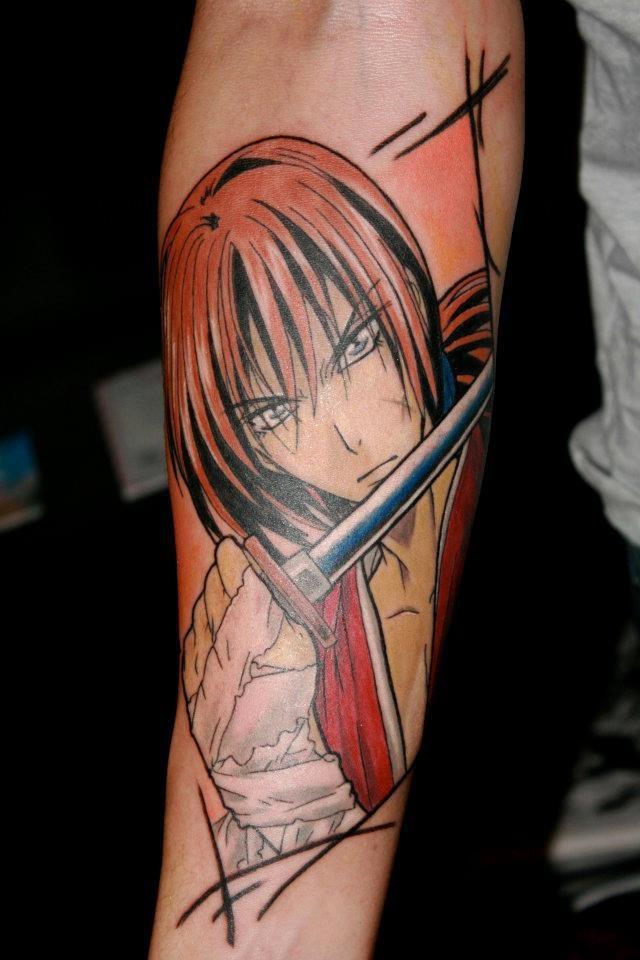 naruto tattoo9 Tatuaje de naruto, Tatuajes de animes