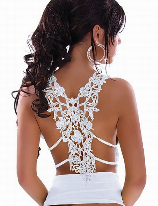 : Girls Generation, Fashion Style, Clothingstyl 3, White Lace, Fashion Obsession, Fashion Delish, Butterflies Lace, Westerns Wedding Dresses, Beautiful Clothing