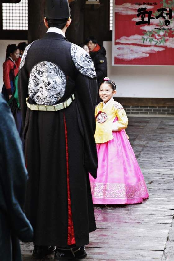Hanbok from the k drama Hwajeong (Splendid politics) / 한복 Hanbok for him / Traditional Korean clothes