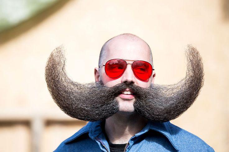 Les plus belles moustaches et barbes du World Beard And Moustache Championships 2015  2Tout2Rien