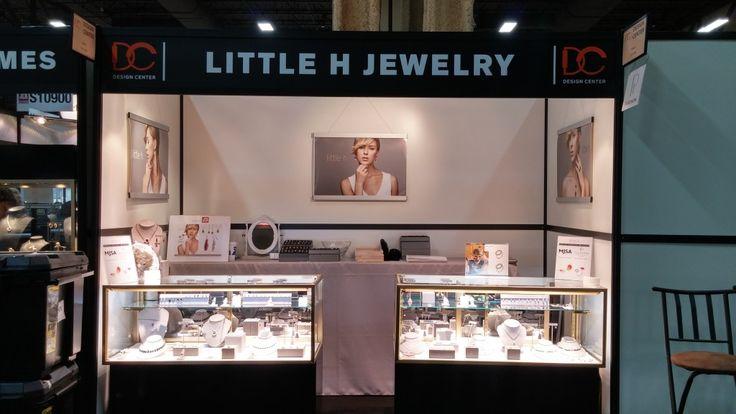 Little h Collection Debut at JCK Las Vegas Show. INFORMATIVE BLOG POST ABOUT DEBUTING AT THE JCK LAS VEGAS TRADE SHOW.