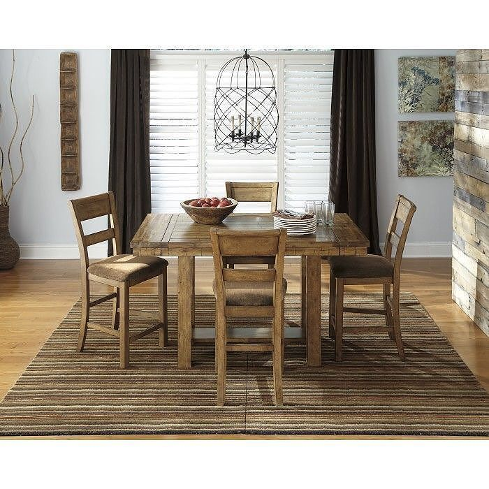 That Furniture Outlet - Minnesota's #1 Furniture Outlet. We have exceptionally low everyday prices in a very relaxed shopping atmosphere. Ashley Krinden 5 Piece Dining Set thatfurnitureoutlet.com #thatfurnitureoutlet  #thatfurniture  High Quality. Tremendous Selection. Exceptional Prices.