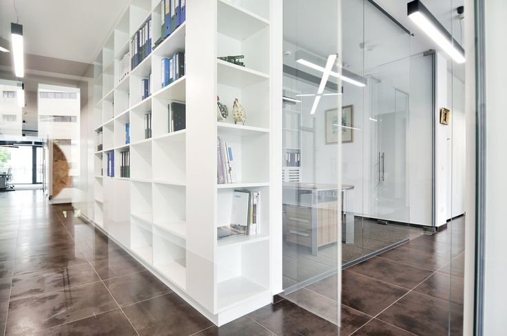 Corporate offices interior design in Bucharest - #interior #interiordesign #corporate #offices #marble #wood #furniture #shelving #architecture #minimal