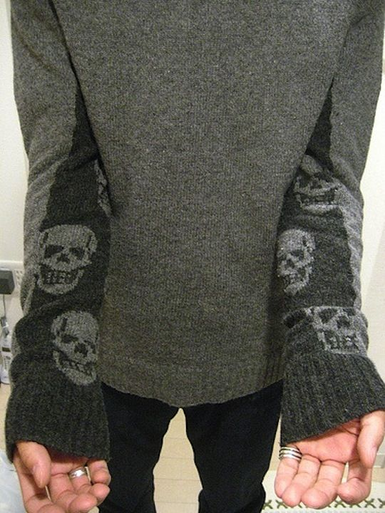 can never go wrong with skulls of course :)