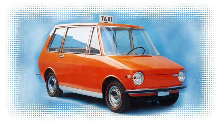 Fiat Taxi Prototype