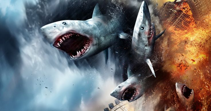 'Sharknado 3' Is Coming July 2015! -- 'Sharknado 2: The Second One' is a huge ratings hit, turning Syfy's Sharknado Week into a phenomenon with 'Sharknado 3' being announced for next year. -- http://www.movieweb.com/news/sharknado-3-is-coming-july-2015