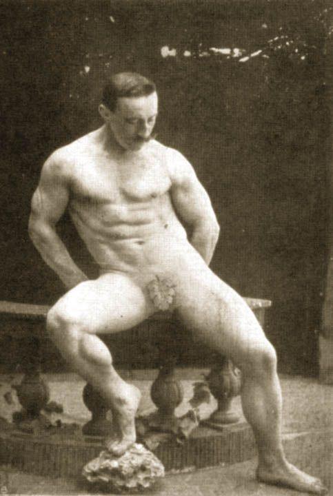 Naked photoshoot male-9031