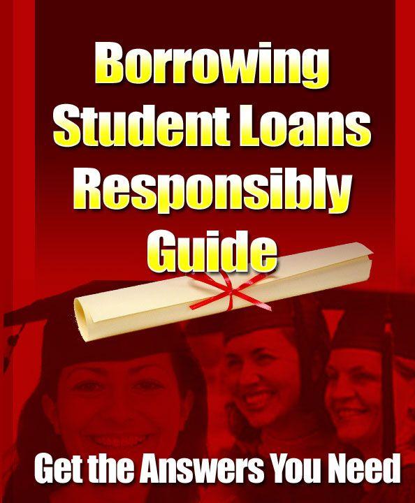Borrowing Student Loans Responsibly