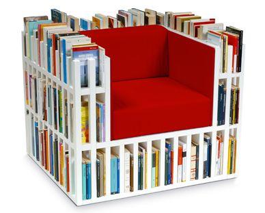 Nobody, Bibliochaise & Scroll Table - outdoorz gallery