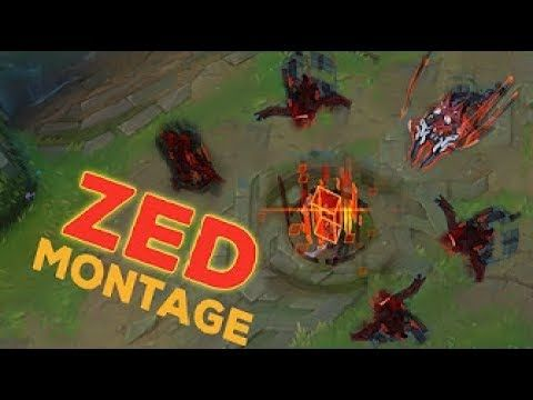 hài lmht - Zed Montage  #1 - Best Zed Plays - League of Legends by 2K ELO - http://cliplmht.us/2017/06/28/hai-lmht-zed-montage-1-best-zed-plays-league-of-legends-by-2k-elo/