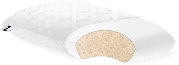 Malouf Shredded Latex Pillow