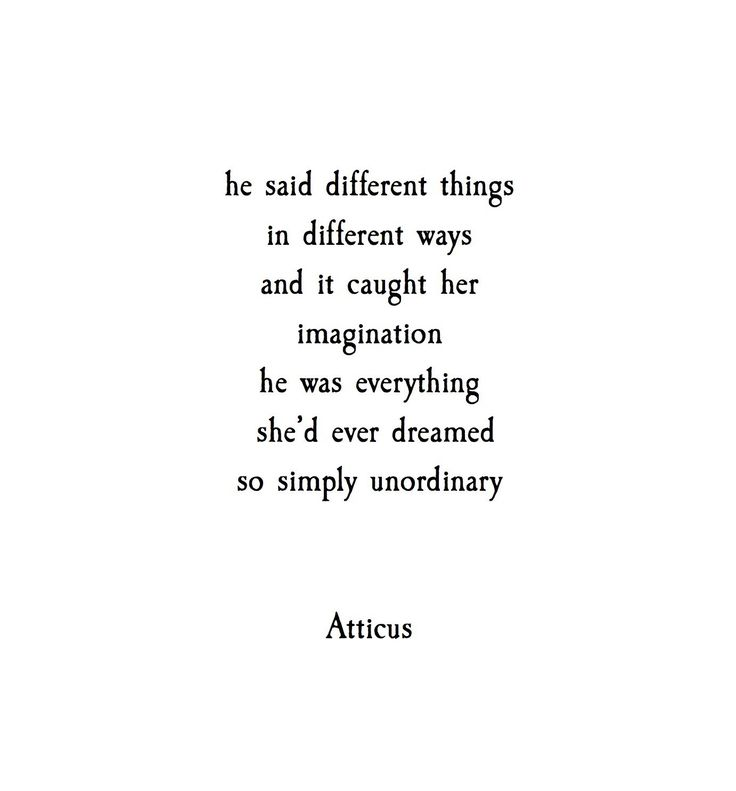 I sometimes think about stopping writing. Just disappearing one day. Becoming Just another something that was. All poets fade and the ink stays, for a little while at least.   - A   @atticuspoetry #atticuspoetry