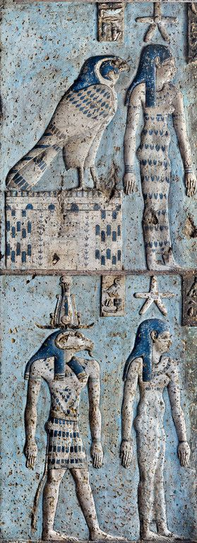 Egypt: Hypostyle hall of the Hathor Temple at Dendera  Paul Smit | Mick Palarczyk