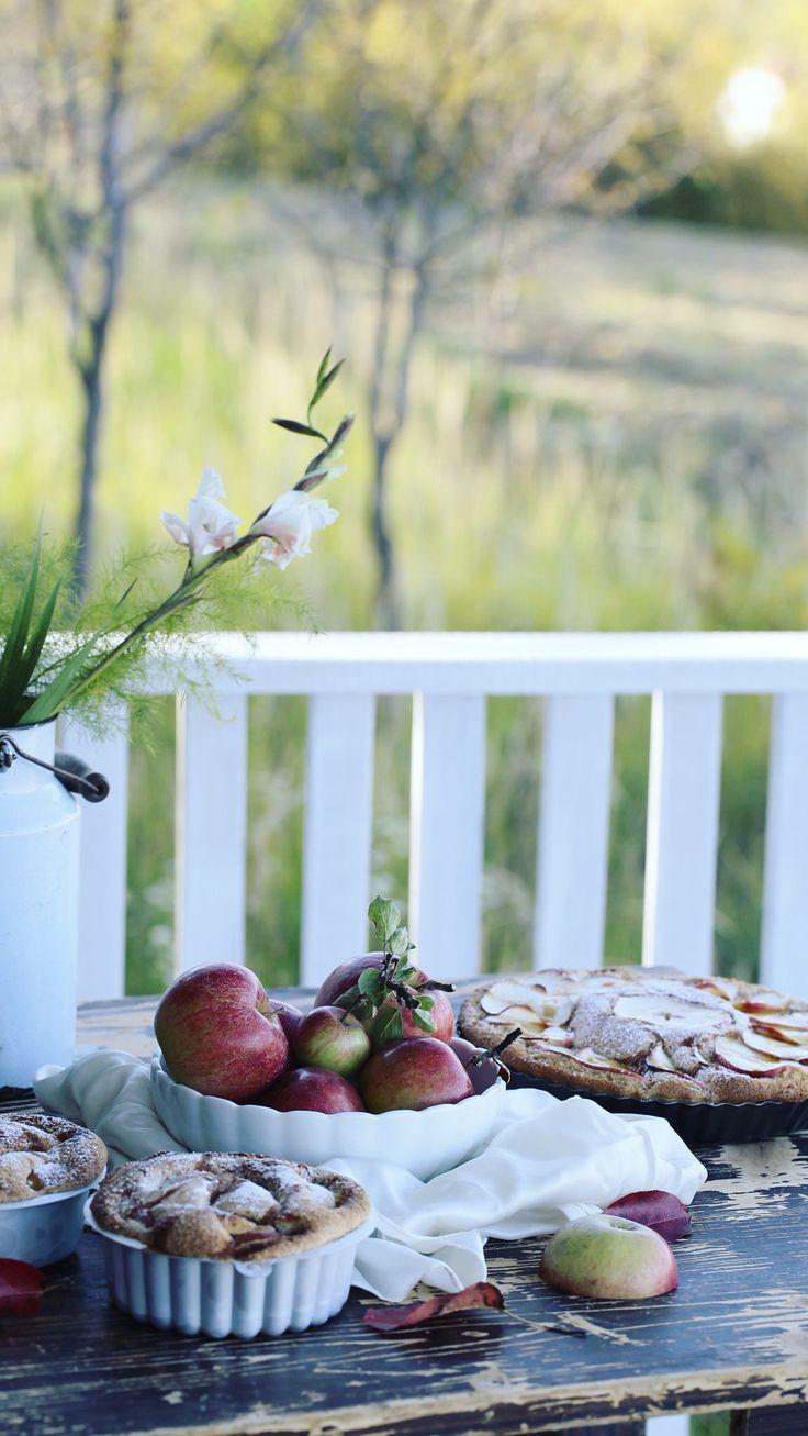 Veranda - apple pie