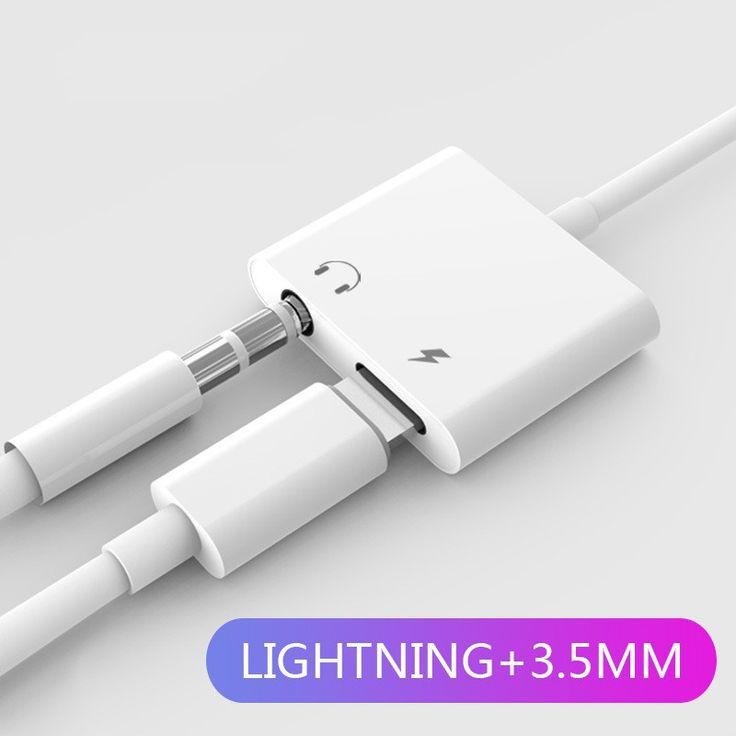 Lightning to 3.5mm Audio Adapter Sales Online - Tomtop