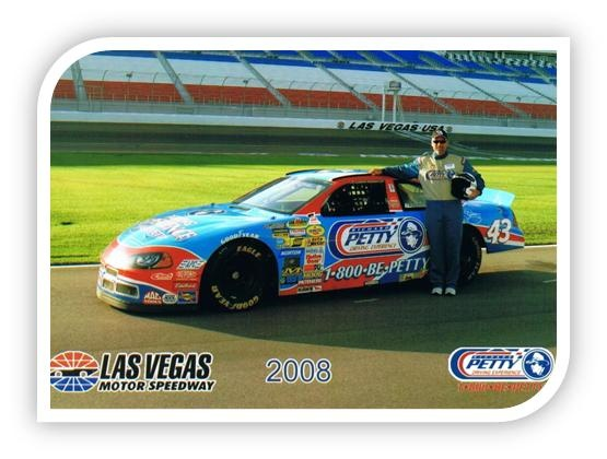 My Petty NASCAR Racing Driving Experience in Las Vegas Nevada - See More @gr8traveltips