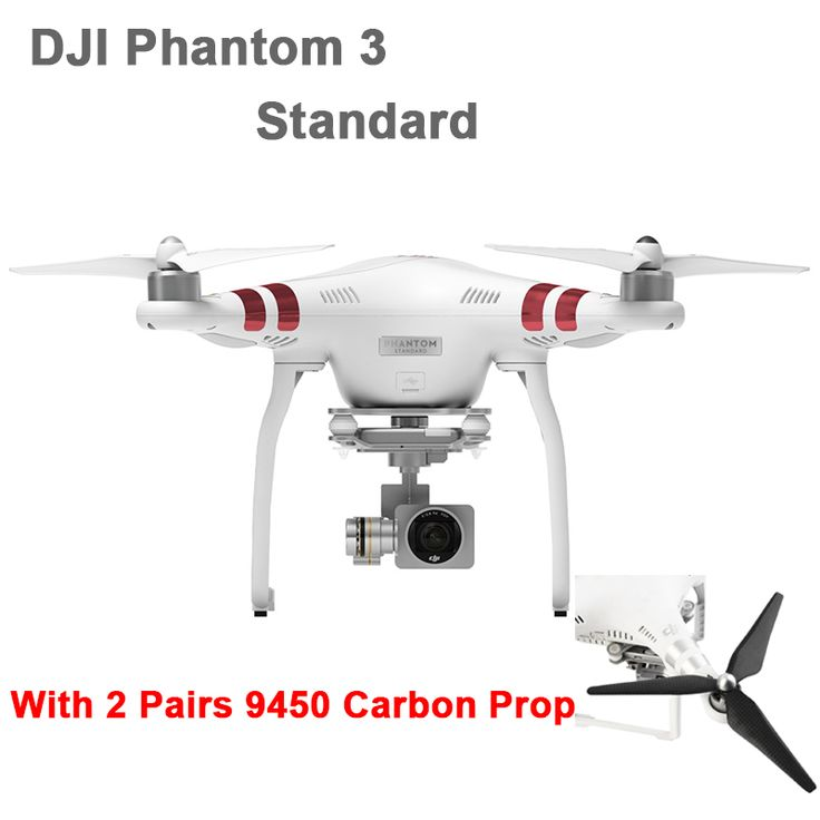 Original DJI Phantom 3 Standard with 2.7K  HD videos and 12 Megapixel photos RC Quadcopter FPV RC Helicopter Drone with Camera //Price: $US $649.98 & FREE Shipping //     #clknetwork
