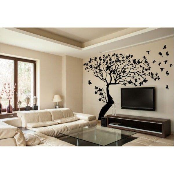 naklejki na ścianę, drzewo, drzewa,