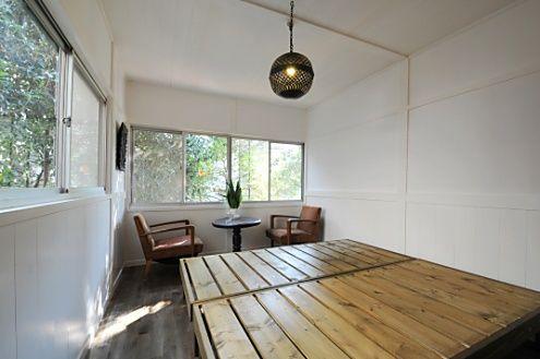 バウハウス西麻布 個室の様子3。(206号室)※モデルルームです。(id:69612,部屋)