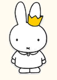 Koningin Nijntje (Miffy) www.cooleouders.wordpress.com