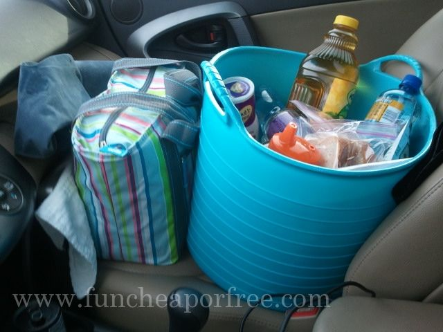 How to survive a 12-hr road trip with two babies by yourself...roadtrip tricks, tips, and creative ideas! Great ideas for our many upcoming road trips this summer!